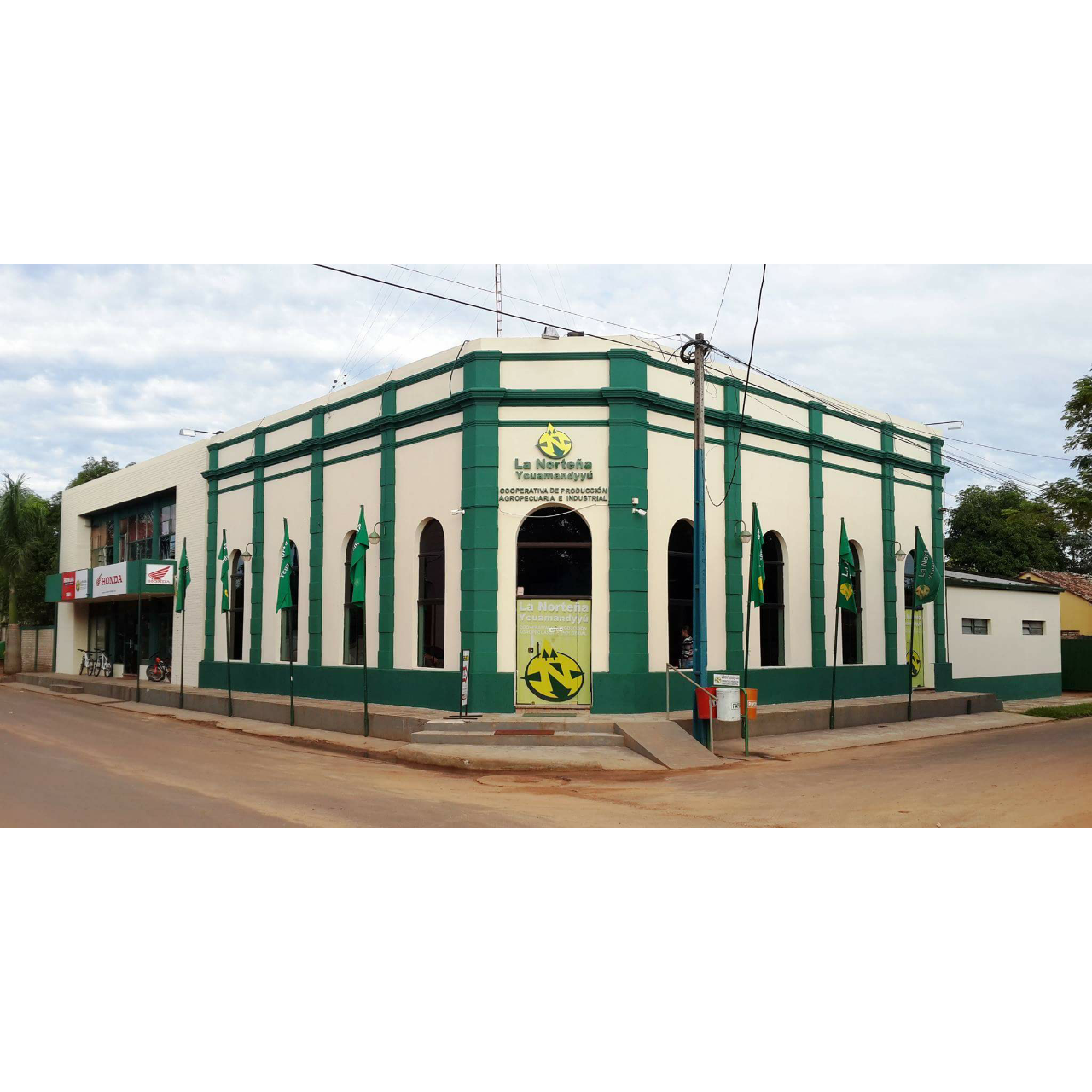 Casa Matriz San Pedro de Ycuamandyyú
